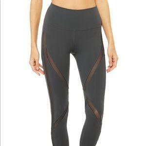 Alo laced leggings xxs